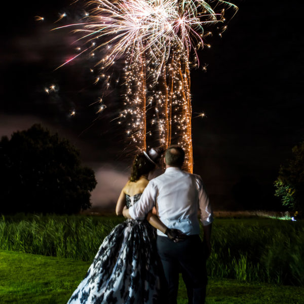 Wedding-fireworks-Prested-Hall-Essex